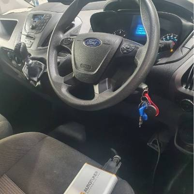 Ford Transit Custom Speed Limiter Removal